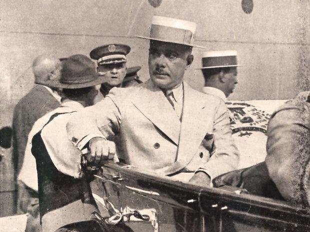 Rafael Leonidas Trujillo.