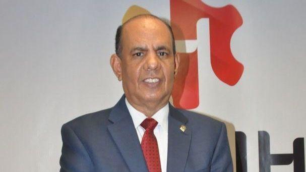 Noel Ureña, presidente de la Asociación Nacional de Empresas e Industrias de Herrera