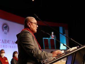 Mtro. Francisco Vegazo, rector interino ITSC.