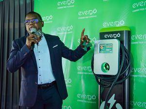 Wayne McKenzie, presidente y director ejecutivo de Evergo en Jamaica.