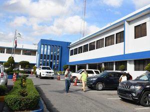 Edificio del Ministerio de Salud Pública de la República Dominicana.