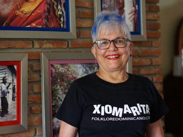 Xiomarita impartirá clases de ritmos populares