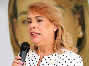 La nueva presidenta del Colegio de Notarios, Laura Sánchez Jiménez.