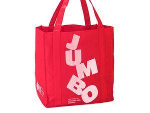 Bolsas recusables Jumbo.
