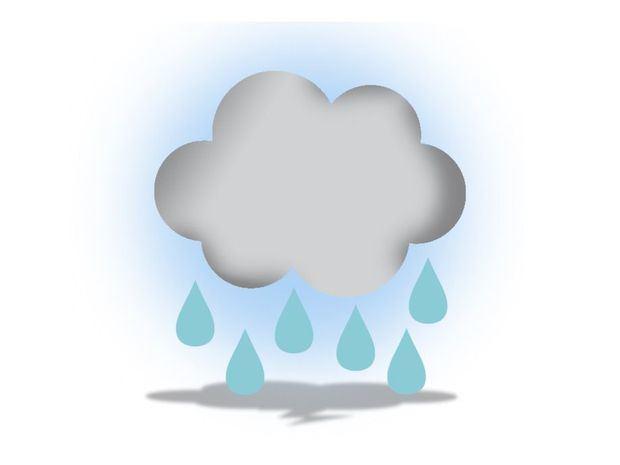 Lluvias matutinas por vaguada y onda tropical. Se mantienen las alertas meteorológicas