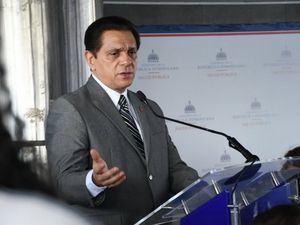 Ministro de Salud Pública, Daniel Rivera.