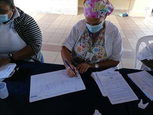Banreservas habilita 12 centros de vacunación
