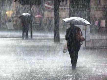 Suben a 12 las provincias en alerta por lluvias, tres en nivel amarillo