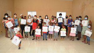 Fundación Avanzare realiza campaña Pañaletas.