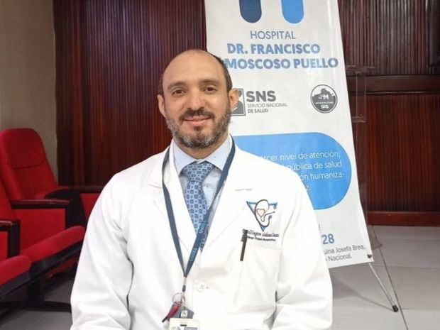 Doctor Wellington Ledesma.