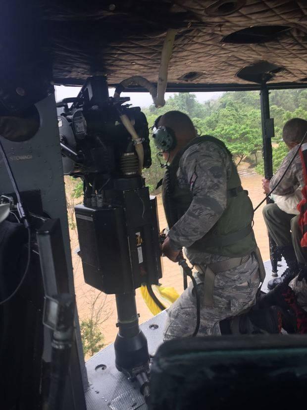 Despliegan unidades operativas en zonas más vulnerables por Irma
