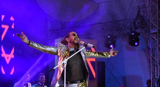 Toño Rosario celebra sus 30 años de carrera en el Anfiteatro Puerto Plata