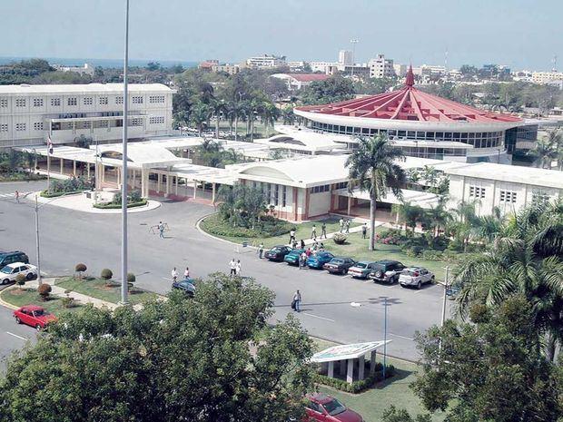 Universidad Autónoma de Santo Domingo, UASD.