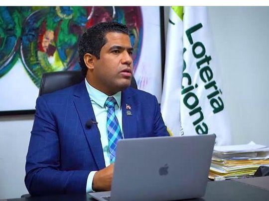 Abinader cancela a Luis Dicent de la Lotería Nacional