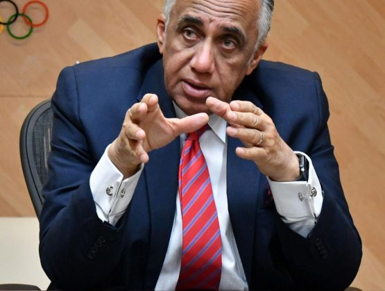 Luis Mejía Oviedo, presidente del COD.