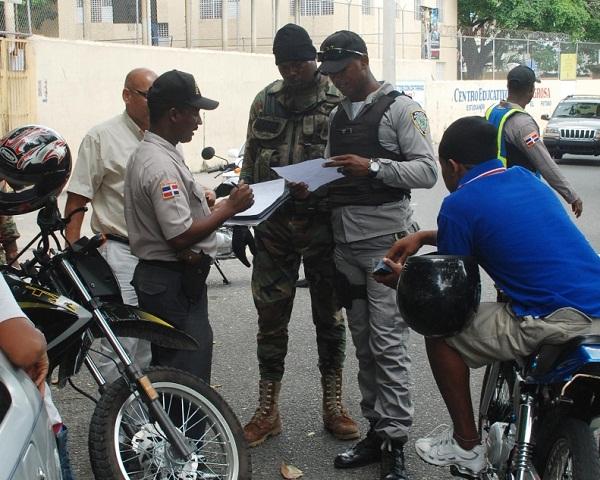 Patrullaje mixto permite detención de 47 personas en flagrante delito