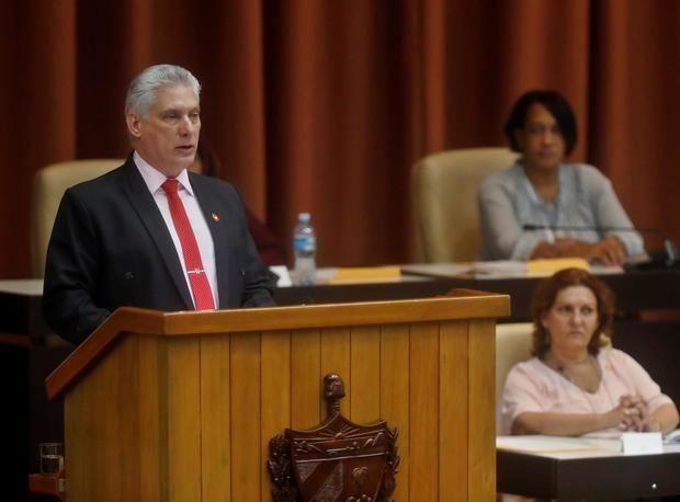 El presidente cubano participará en la cumbre iberoamericana de forma virtual