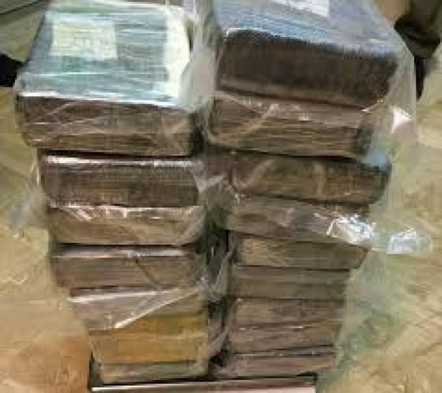 Apresan y ocupan 47.2 kilos de marihuana a hombre en el Distrito Nacional