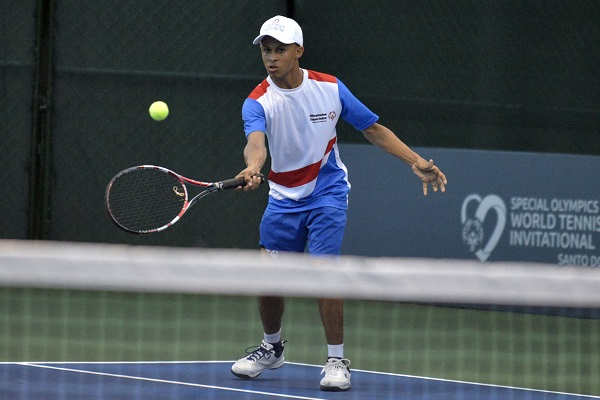 Puerto Rico, Venezuela y México ganan en inicio del Invitacional de Tenis de Olimpiadas Especiales