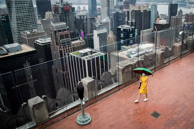 El Rockefeller reabre observatorio buscando atraer a los propios neoyorquinos