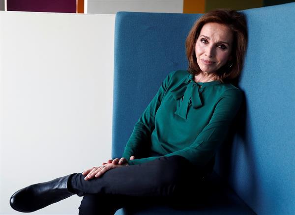Ana Belén, musa de diseñadores y maestra de estilo
