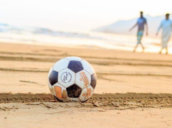 El fenómeno del beach soccer