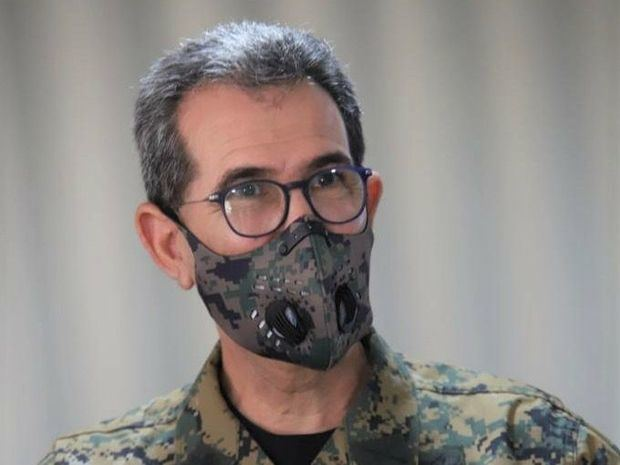 Nombran al general Frank Mauricio Cabrera nuevo director del Cesfront