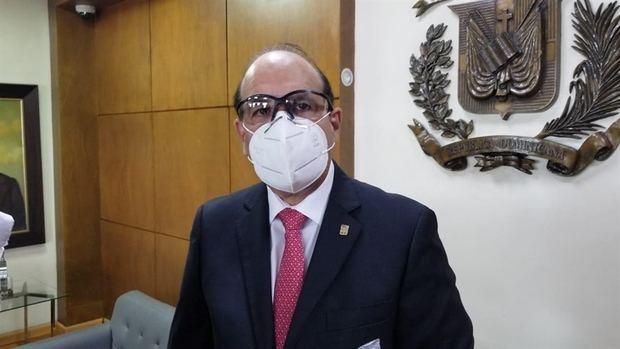 Julio César Castaños Guzmán, Presidente JCE.