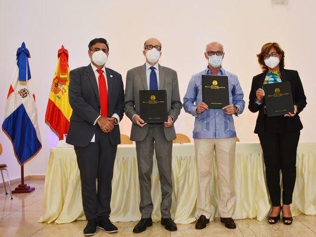 Lanzan proyecto de resiliencia climática con apoyo de la Embajada de España