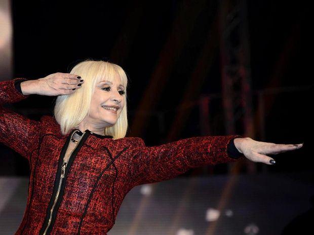 La cantante italiana Raffaella Carrá fallece a los 78 años