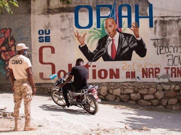 Magnicidio en Haití, claves de redacción