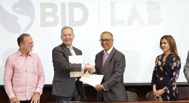 BID y PCSD firman convenio para la digitalización y optimización tecnológica