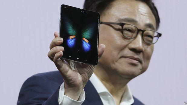 Samsung: ¿llegó la telebleta?