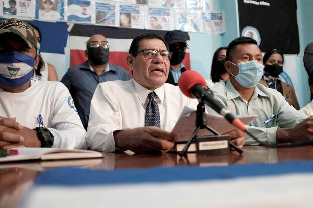 Exiliados en Costa Rica afirman que elecciones de Nicaragua son