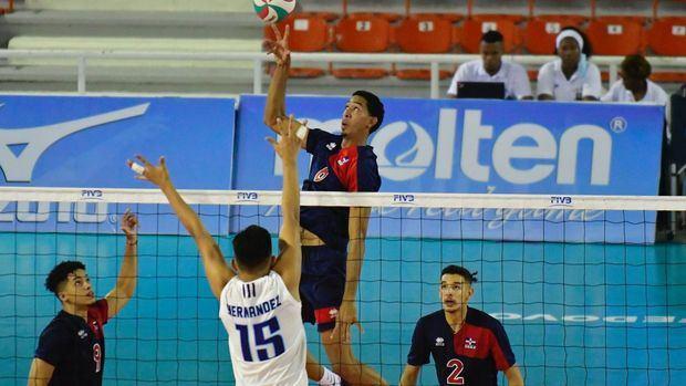 Voleibol masculino logra pase a Juegos Panamericanos Juveniles