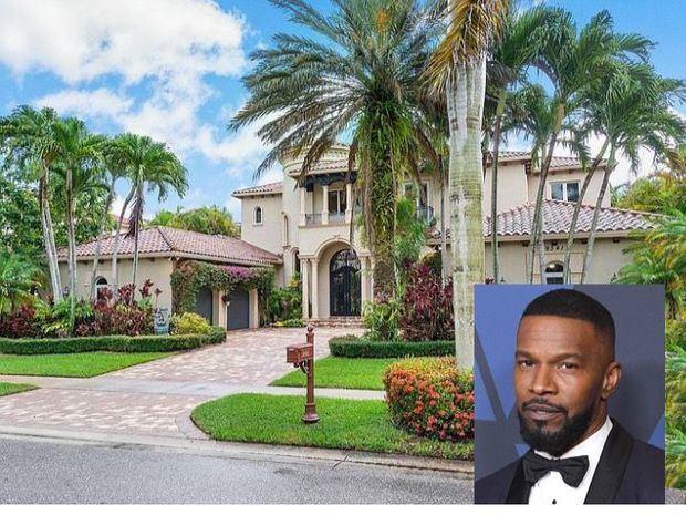 Jamie Fox comprará Villa en Resort Casa de Campo por USD$14,2 mm