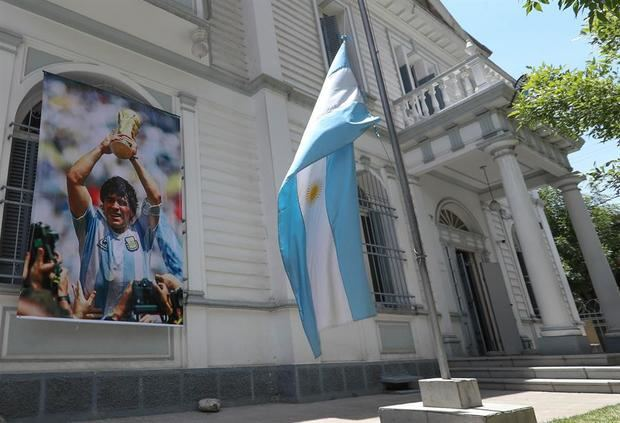FIFA pide minuto de silencio por Maradona en todos los partidos fin de semana