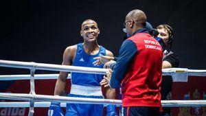 Eury Cedeño propina nocaut y avanza a octavos en boxeo JJOO.