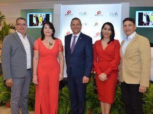 Junior Jorge, Sulín Lantigua, Ignacio Glass, Lorenny Solano y Bismark Morales.