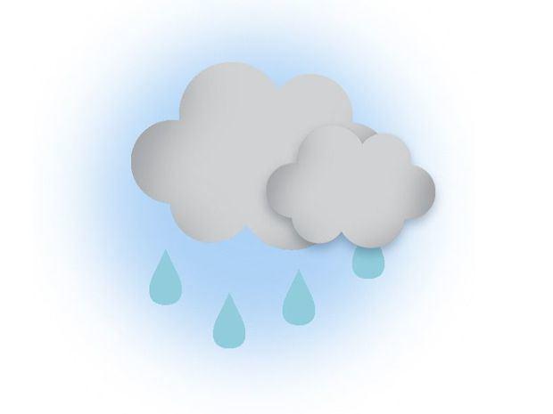 Reducción de las lluvias y se discontinúan las alertas