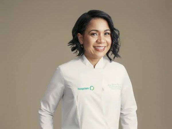 Doctora Johanna Diplán Rubio.