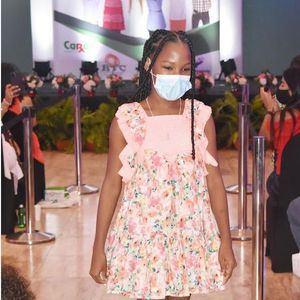 La niña con fibrosis quística Abigail Meli.