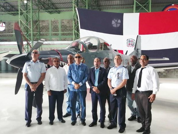 Santiago Almonte Batista, Juan Santiago, Elías Santos, Adonis Martín, Juan Pablo Uribe, Rafael Carreras, Miguel Torres Rodríguez, Freddy Cedeño y Denis Santos.