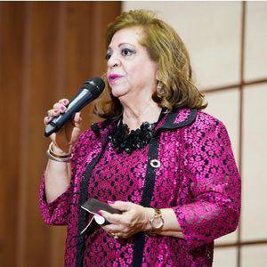 Mildred Bergés de Sánchez.