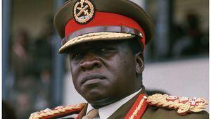 Idi Amin (1923-2003) fue uno de los dictadores más despiadados y opresivos del siglo XX.