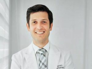 Dr. Mauricio Morel Ovalle, director médico de Diagnosis.