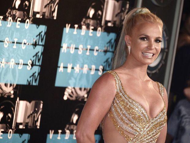 Britney Spears pide la