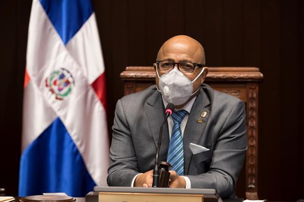 Alfredo Pacheco, presidente de la Cámara de Diputados.