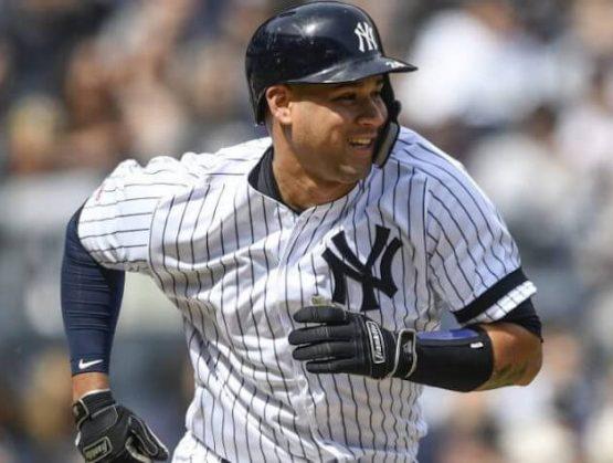 Gary Sánchez pega cuadrangular y Yankees barren a Bravos.