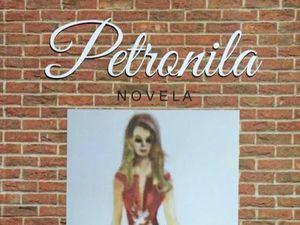Portada del libro 'Petronila'